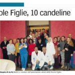 Gazzetta Parma - 24/01/2017 - Decimo Anniversario