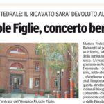 Gazzetta di Parma – 25/06/2017 – Concerto in Duomo