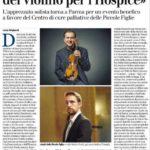 Gazzetta Parma - 24/06/2017 - Concerto in Duomo
