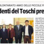 Gazzetta di parma - 03/02/2017 - Premiazione Non solo ricccioli