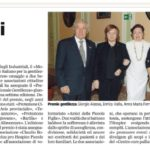 Gazzetta di Parma 17/11/2016 - Premio Gentilezza
