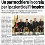 """Gazzetta di Parma - Progetto """"Non solo...Riccioli - 01/02/2017"""